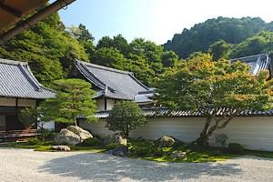 南禅寺・虎の子渡しの庭