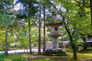 南禅寺・佐久間灯籠