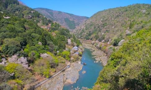 嵐山公園亀山地区