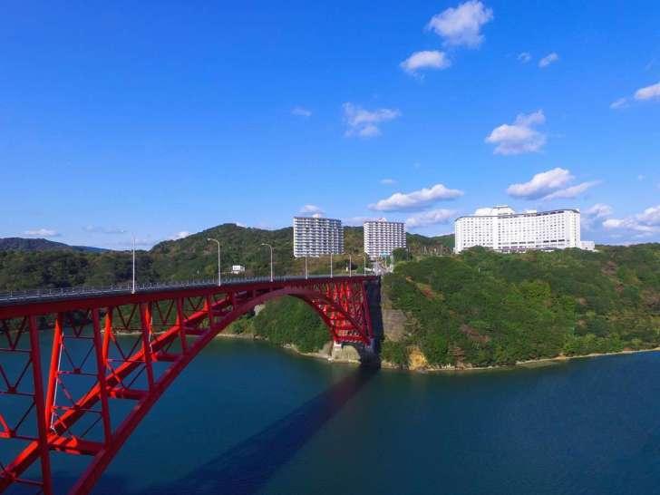 的矢湾・的矢湾大橋