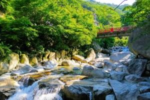 湯の山温泉・大石公園