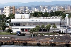 宮崎港フェリーターミナル