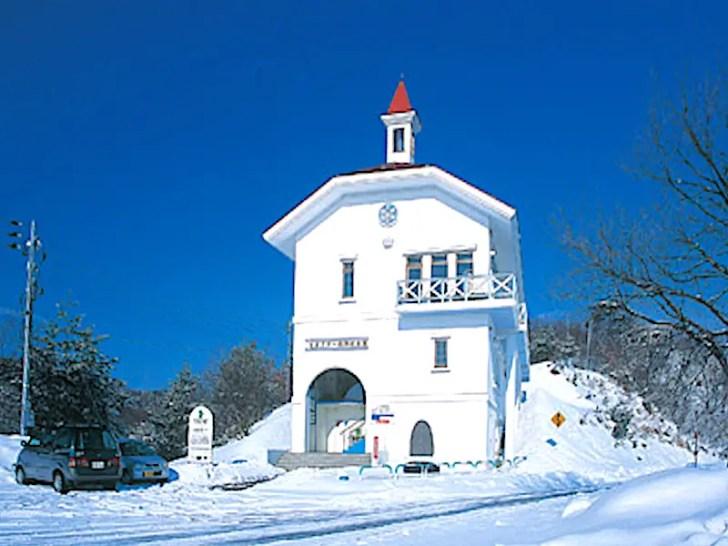 日本スキー発祥記念館