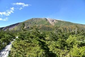 御嶽山(剣ヶ峰)