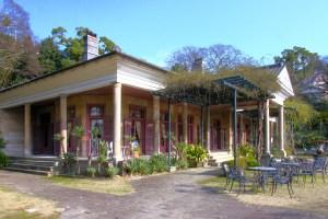 グラバー園・旧オルト住宅