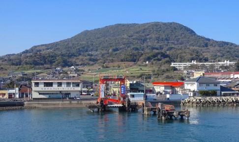 島鉄フェリー(口之津港)