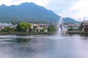 島原湧水群・白土湖