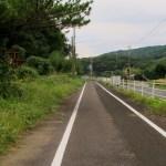 世知原吉井線自転車ロード(国鉄世知原線廃線跡)