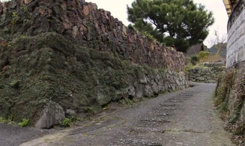 トンバイ塀・馬車道