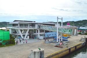 芦辺港フェリーターミナル