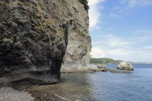 初瀬の岩脈