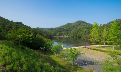 みやま公園(道の駅みやま公園)