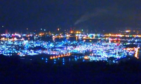 鷲羽山スカイライン・水島展望台