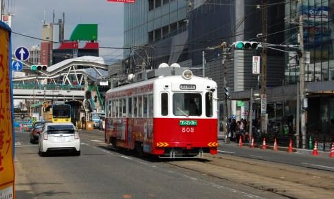 阪堺電気軌道・上町線