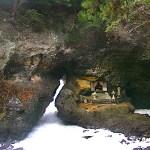 長崎鼻海蝕洞穴(行者洞窟)