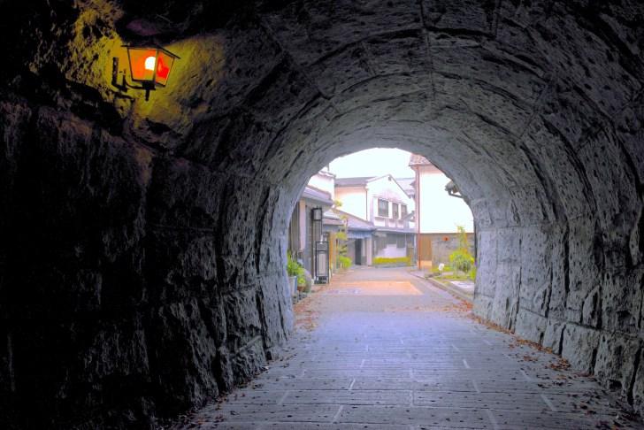 廉太郎トンネル