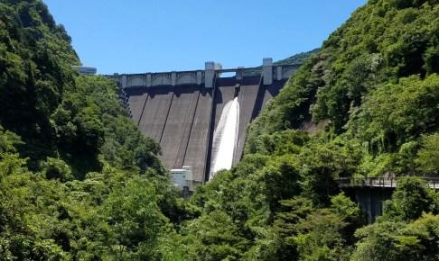 秩父さくら湖(浦山ダム)