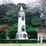 木村・徳田両中尉銅像記念塔
