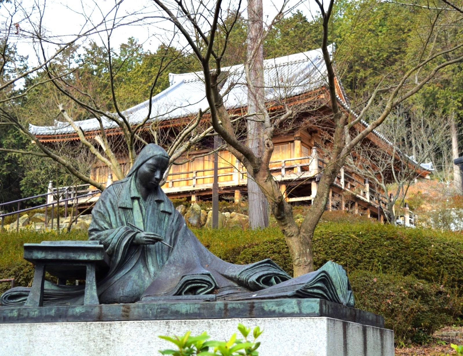 紫式部 滋賀県
