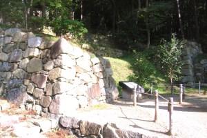 安土城 前田利家邸跡