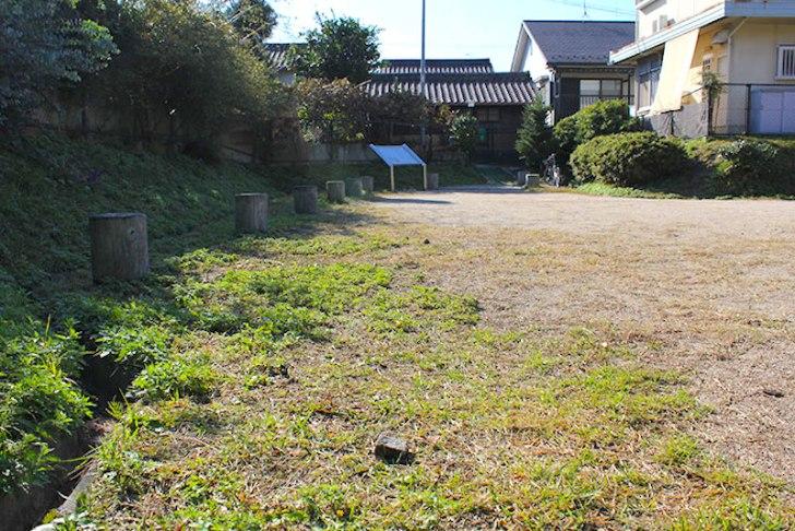 近江大津宮(錦織遺跡)