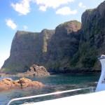 国賀海岸めぐり観光船