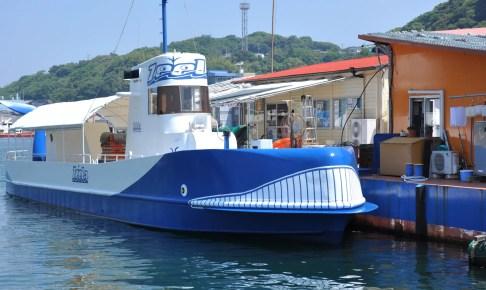 海中展望船ジーラ
