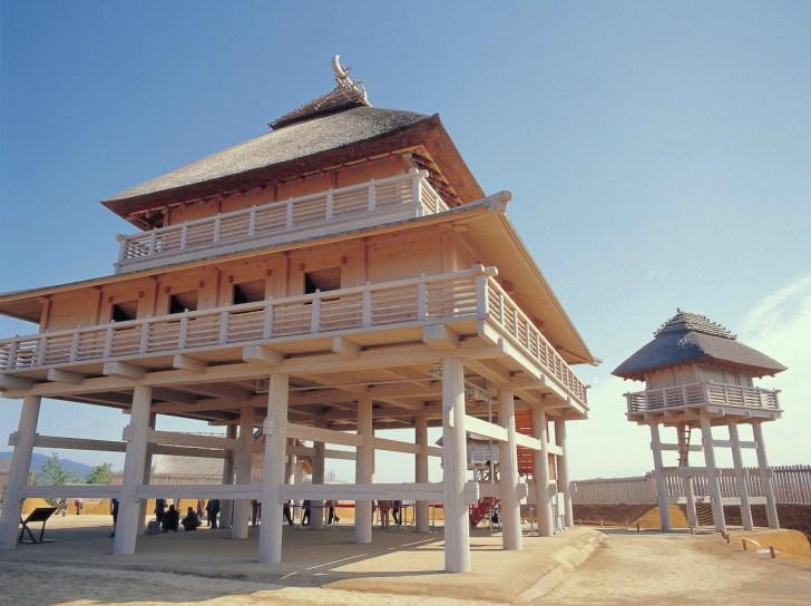 吉野ヶ里遺跡(吉野ヶ里歴史公園)