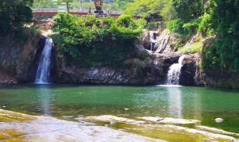 轟の滝公園