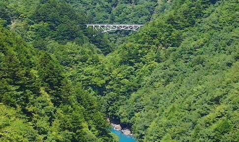 関の沢橋梁