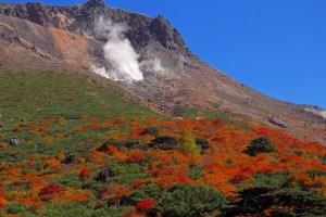 茶臼岳(那須岳)