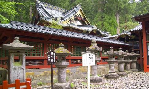 日光二荒山神社・本殿