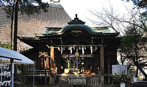 西久保八幡神社