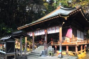 極楽寺(四国八十八ヶ所霊場第2番札所)