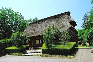 富山市民俗民芸村 民俗資料館