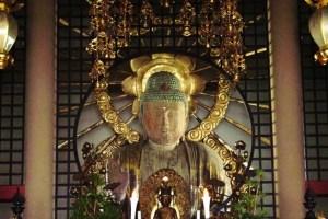 小杉大仏(蓮王寺)