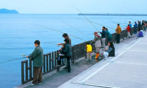 和歌山マリーナシティ海釣り公園・海洋釣り堀