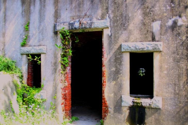 下関要塞 火の山砲台跡