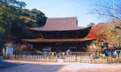 功山寺仏殿