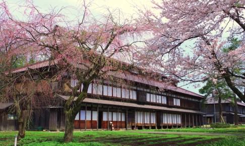 松ヶ岡開墾記念館