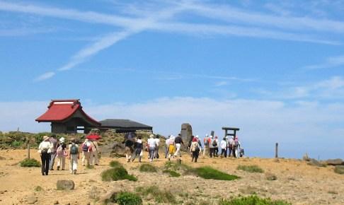 蔵王・熊野岳