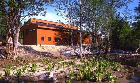 山形県立自然博物園ネイチャーセンター