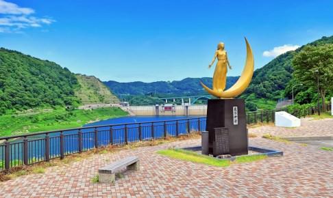 あさひ月山湖(月山ダム)