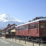 富士山麓電気鉄道モ1形電車