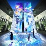 あべのハルカス展望台『CITY LIGHT FANTASIA by NAKED』