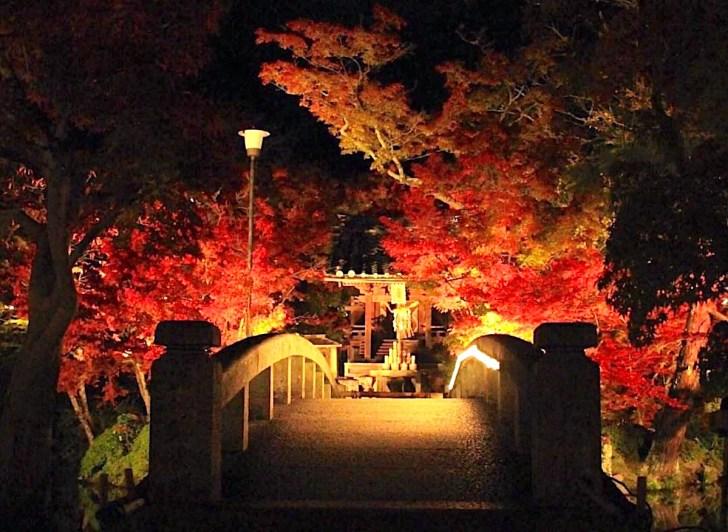永観堂『秋の寺宝展・ライトアップ』