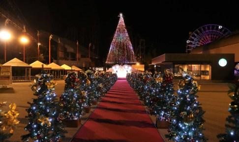 富士急ハイランド『FUJI-Q Christmas』
