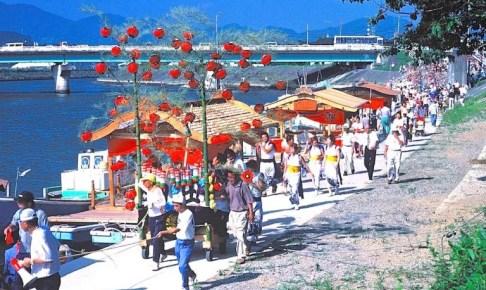 細江神社・祗園祭