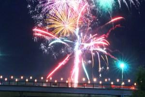 一関夏まつり磐井川川開き花火大会