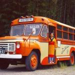 ボンネットバス『伊豆の踊子号』